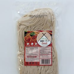Japanese Fresh Carrot Pasta